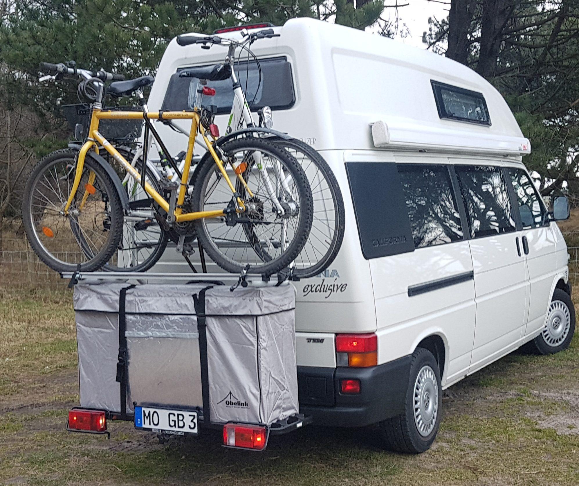 FahrradträgerBox