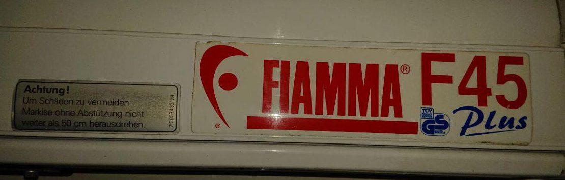 Fiamma F45 plus