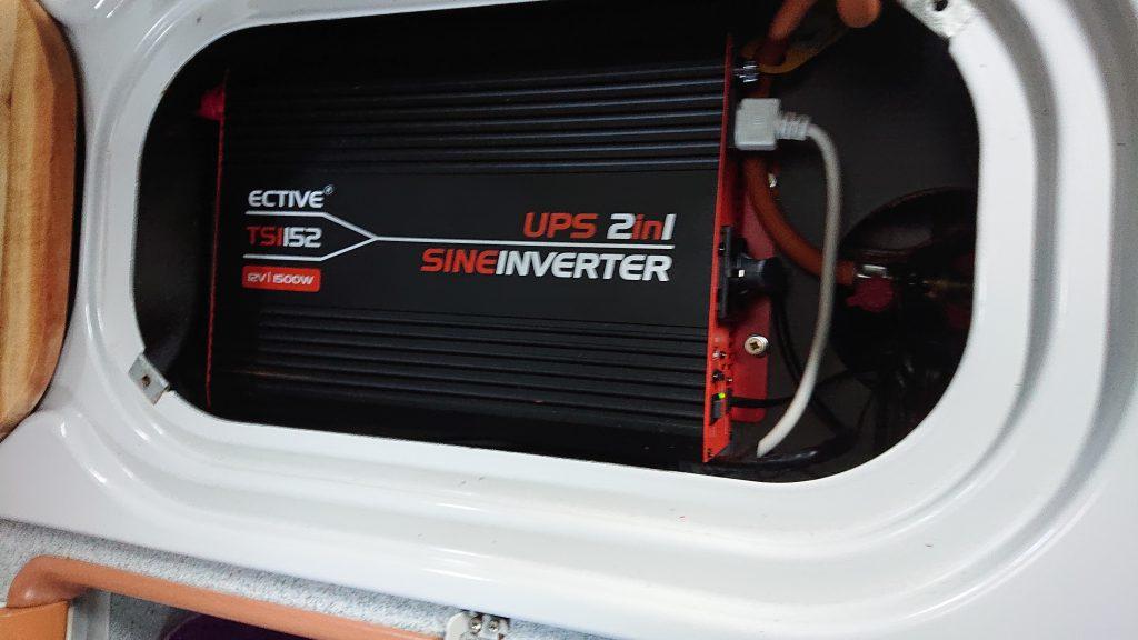 Wechselrichter 12V Sinus 1500W