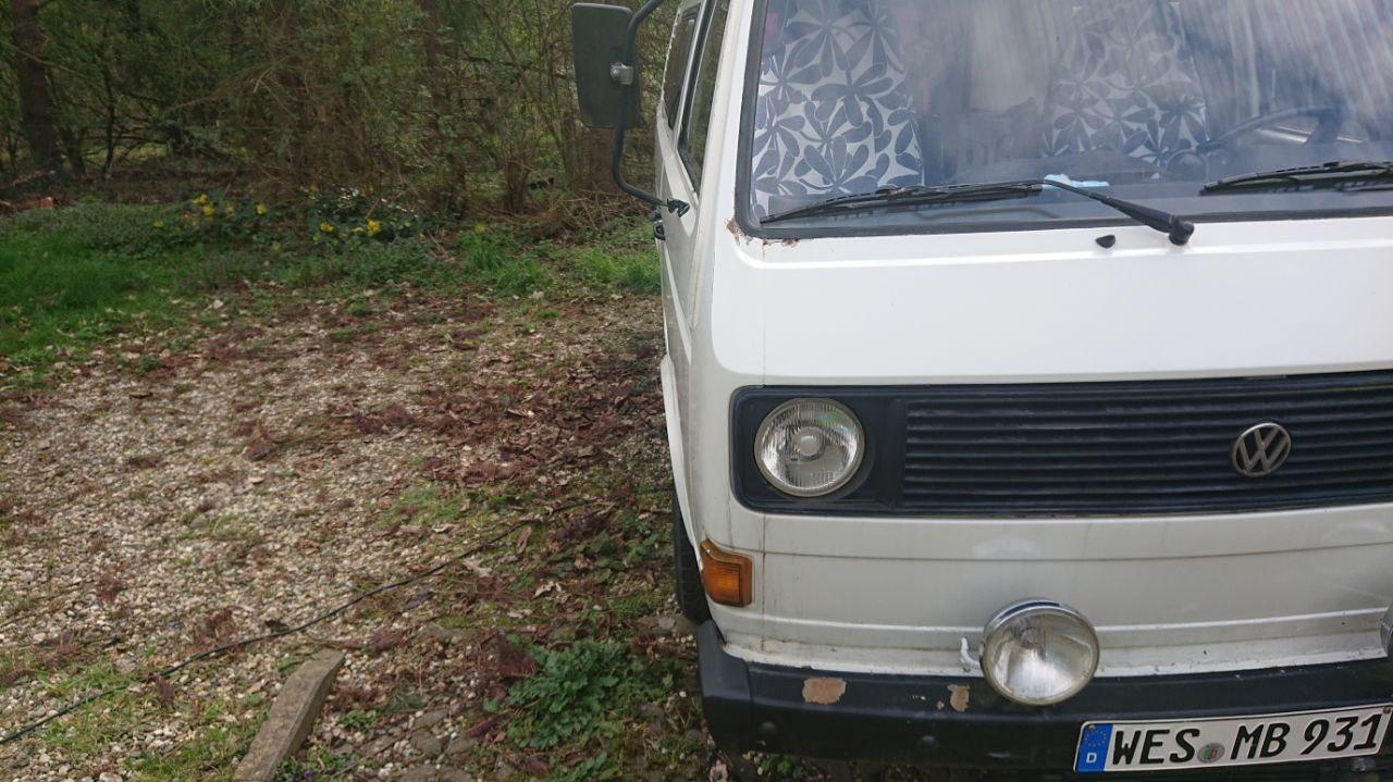 Tagebuch VW BUS T3